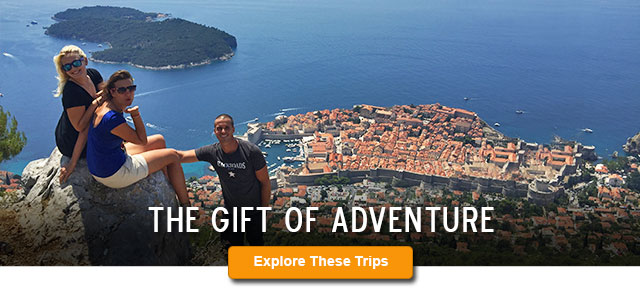 Give the gift of adventure