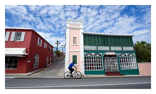 Bermuda Bike Tour