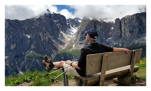 Dolomites Walking and Hiking Tour