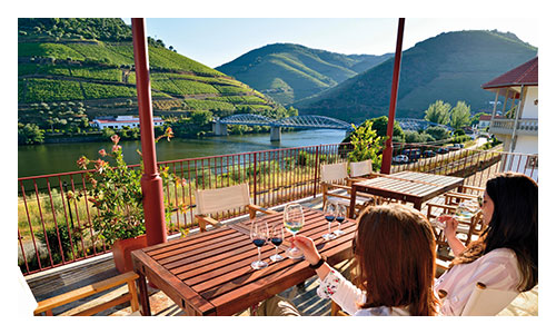 Portugal's Douro River Cruise Walking and Hiking Tour