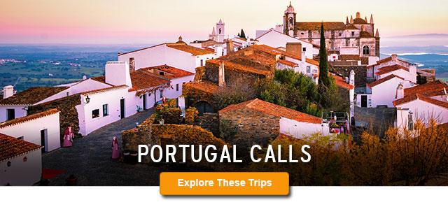 Portugal Biking, Walking and Hiking Trips