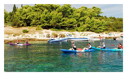 Dalmatian Coast Family Multisport Tours