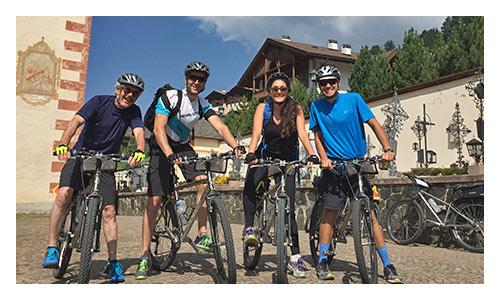Dolomites Family Multisport Tours