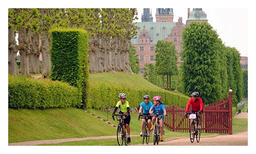 Stockholm to Copenhagen Family Bike Tours