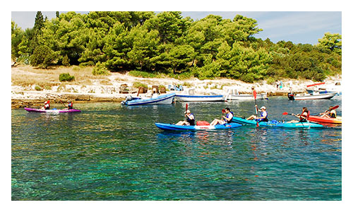 Dalmatian Coast Family Multisport Tour