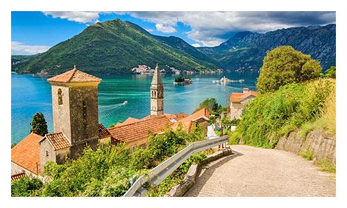 Dalmatian Coast to Montenegro Multisport Tours