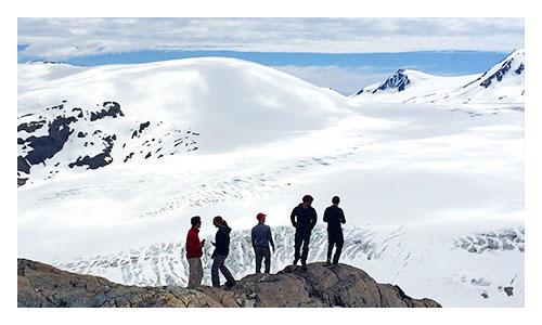 Alaska Walking and Hiking Tours