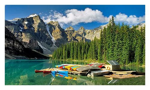 Canadian Rockies Bike Tours