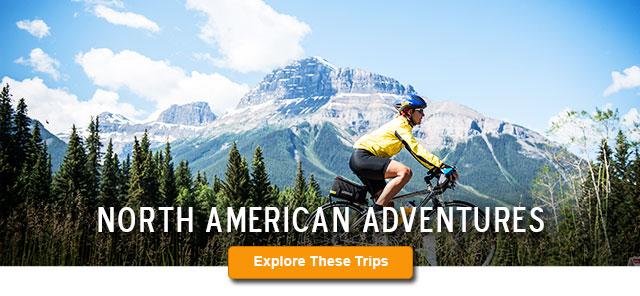 Backroads North America Adventures