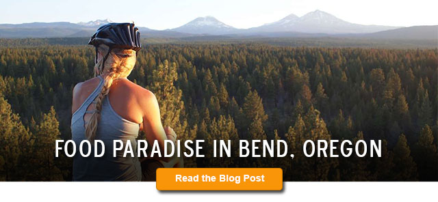 Food Paradise in Bend, Oregon