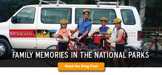 Family Memories in the National Parks